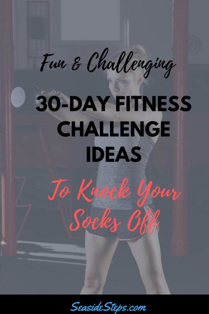 30-DAY FITNESS CHALLENGE IDEAS
